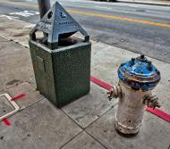 Asisbiz Architecture fire hydrant along Folsom St San Francisco CA July 2011 01