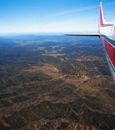 Asisbiz Flying over the Los Padres National Forest California May 2012