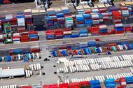 Asisbiz Industrial lego aerial photo 710 Seaside Fwy Long Beach Terminals California May 2012 02