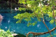 Asisbiz Clear blue ocean Espiritu Santo Vanuatu 01