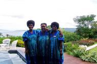 Asisbiz Local resort workers Espiritu Santo Vanuatu 01