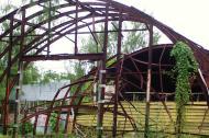 Asisbiz WW2 Bombed out air hanger Espiritu Santo Vanuatu 01