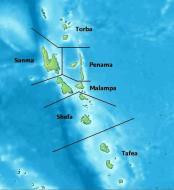 Asisbiz 0 Map Vanuatu Provinces 01