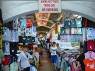 Asisbiz HCMC Ben Thanh Markets clothing stalls Nov 2009 01