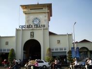 Asisbiz HCMC Ben Thanh Markets main entrance Nov 2009 01
