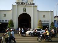 Asisbiz HCMC Ben Thanh Markets main entrance Nov 2009 03