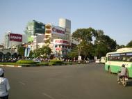 Asisbiz HCMC Ben Thanh Markets main entrance Nov 2009 06
