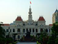 Asisbiz Vietnam Ho Chi Minh City Hall Feb 2009 02