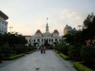 Asisbiz Vietnam Ho Chi Minh City Hall Feb 2009 10