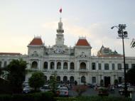 Asisbiz Vietnam Ho Chi Minh City Hall Feb 2009 14