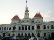 Asisbiz Vietnam Ho Chi Minh City Hall Feb 2009 15