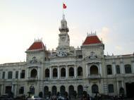 Asisbiz Vietnam Ho Chi Minh City Hall Feb 2009 21