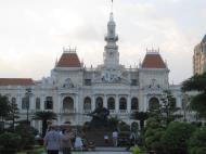 Asisbiz Vietnam Ho Chi Minh City Hall Feb 2009 23