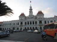 Asisbiz Vietnam Ho Chi Minh City Hall Feb 2009 26