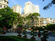Asisbiz Vietnam Ho Chi Minh City Hall Park Feb 2009 04