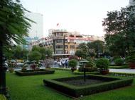 Asisbiz Vietnam Ho Chi Minh City Hall Park Nov 2009 01