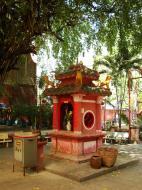 Asisbiz HCMC Phuoc Hai Jade Emperor Pagoda Guardians alter Nov 2009 01