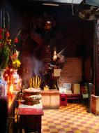 Asisbiz HCMC Phuoc Hai Jade Emperor Pagoda alter Nov 2009 06