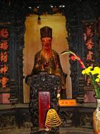 Asisbiz HCMC Phuoc Hai Jade Emperor Pagoda interior Nov 2009 08