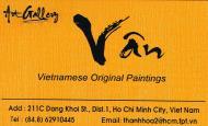 Asisbiz 0 Van Art Gallery 211C Dong Khoi St Nov 2009