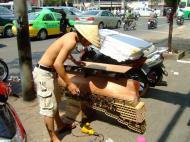 Asisbiz Shops Ho Chi Minh 9 Lam Son Square wooden models Feb 2009 04