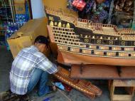 Asisbiz Shops Ho Chi Minh 9 Lam Son Square wooden models Feb 2009 14