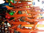 Asisbiz Shops Ho Chi Minh 9 Lam Son Square wooden models Feb 2009 18