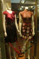 Asisbiz Vietnam Ho Chi Minh City Saigon Fashion shops Feb 2009 09