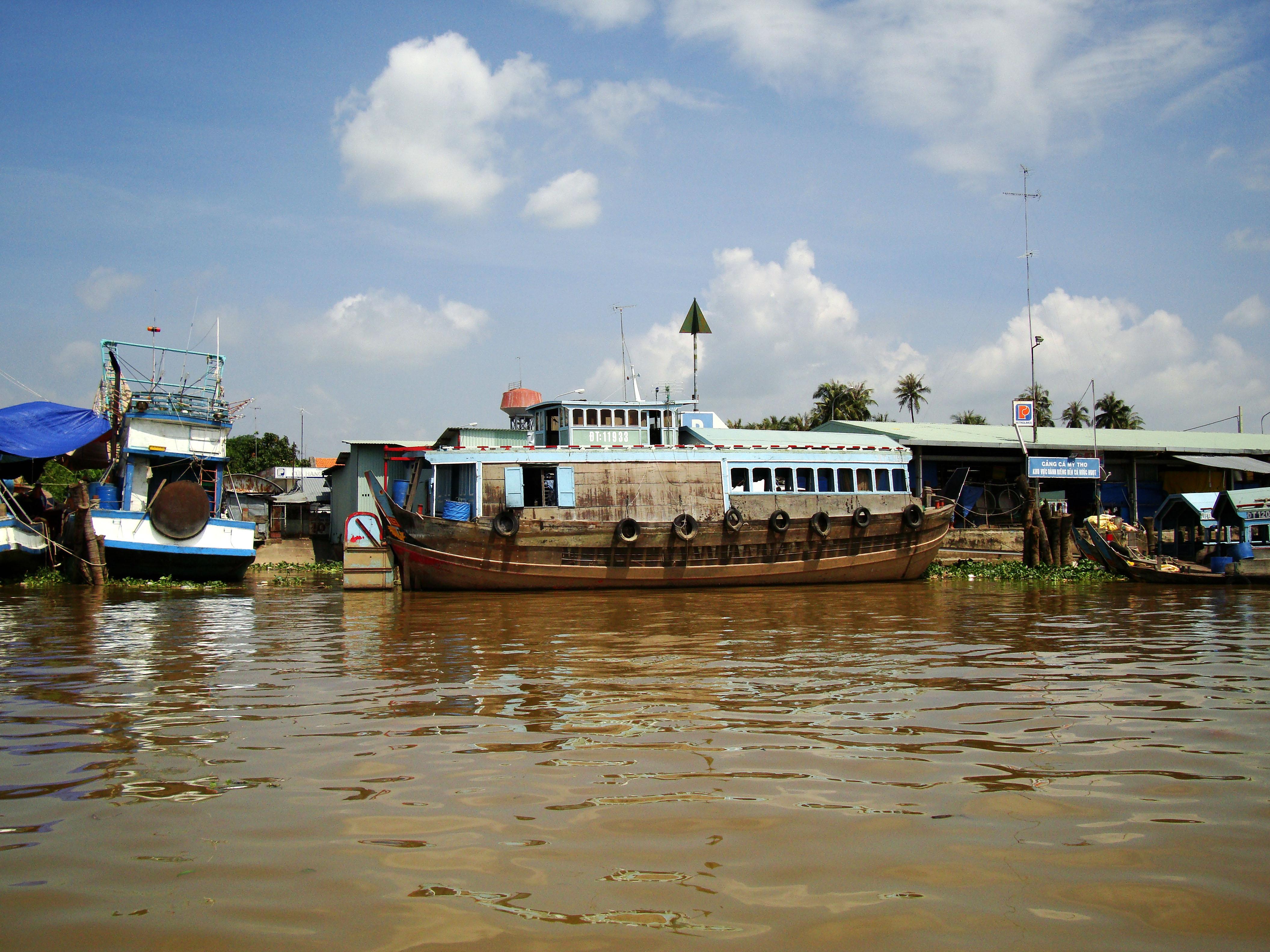 Дельта реки меконг фото 3