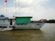 Asisbiz Mekong Delta Saigon River cruise river police Nov 2009 02
