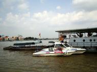 Asisbiz Mekong Delta Saigon River cruise river police Nov 2009 03