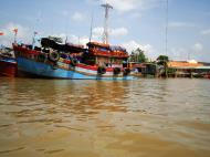 Asisbiz Mekong Delta Saigon river Vietnamese fishing boats Nov 2009 06