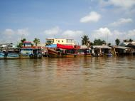 Asisbiz Mekong Delta Saigon river Vietnamese fishing boats Nov 2009 11