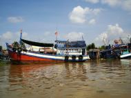 Asisbiz Mekong Delta Saigon river Vietnamese fishing boats Nov 2009 21