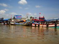 Asisbiz Mekong Delta Saigon river Vietnamese fishing boats Nov 2009 26