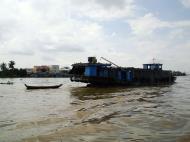 Asisbiz Mekong Delta Saigon river boats Nov 2009 02