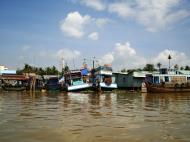 Asisbiz Mekong Delta Saigon river boats Nov 2009 08