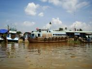 Asisbiz Mekong Delta Saigon river boats Nov 2009 09