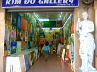 Asisbiz Saigon Ho Chi Minh city art scene Kim Do Gallery Feb 2009 01