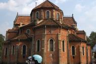 Asisbiz Vietnam Ho Chi Minh City Saigon Notre Dame Cathedral architecture Feb 2009 06