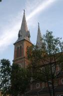Asisbiz Vietnam Ho Chi Minh City Saigon Notre Dame Cathedral architecture Feb 2009 10