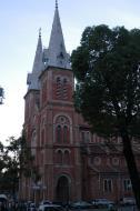 Asisbiz Vietnam Ho Chi Minh City Saigon Notre Dame Cathedral architecture Feb 2009 26