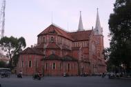 Asisbiz Vietnam Ho Chi Minh City Saigon Notre Dame Cathedral architecture Feb 2009 32