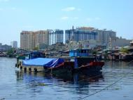 Asisbiz Vietnam Ho Chi Minh City Saigon harbor Ferries boats Feb 2009 04