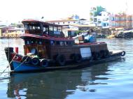 Asisbiz Vietnam Ho Chi Minh City Saigon harbor Ferries boats Feb 2009 11