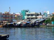 Asisbiz Vietnam Ho Chi Minh City Saigon harbor Ferries boats Feb 2009 12