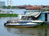 Asisbiz Vietnam Ho Chi Minh City Saigon harbor Ferries boats Feb 2009 28