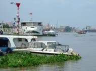 Asisbiz Vietnam Ho Chi Minh City Saigon harbor Ferries boats Feb 2009 29