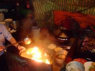 Asisbiz Vietnam Ho Chi Minh City Saigon Vietnamese Food Stalls Feb 2009 03