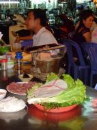Asisbiz Vietnam Ho Chi Minh City Saigon Vietnamese Food Stalls Feb 2009 09